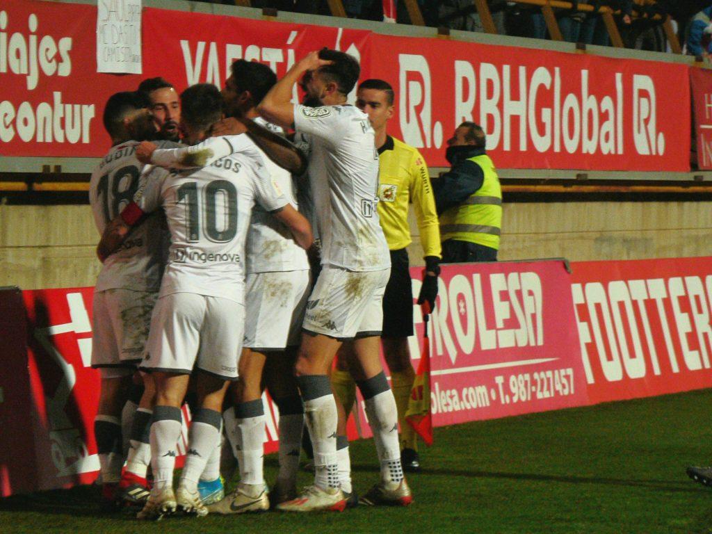 Cultural Leonesa vs Atlético