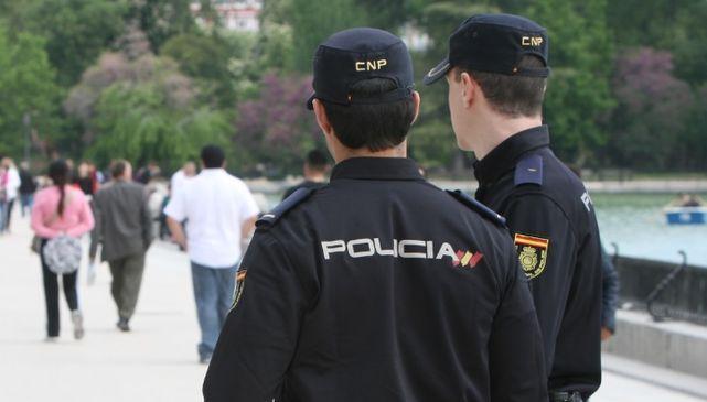 Agentes Policia Nacional