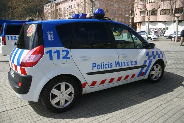 Policia municipal ponferrada