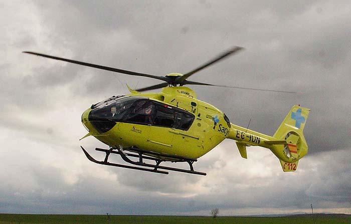 helicóptero 112