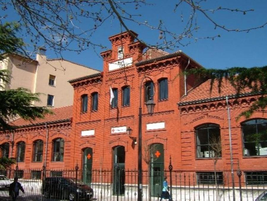 Edificio sede de Cruz Roja León