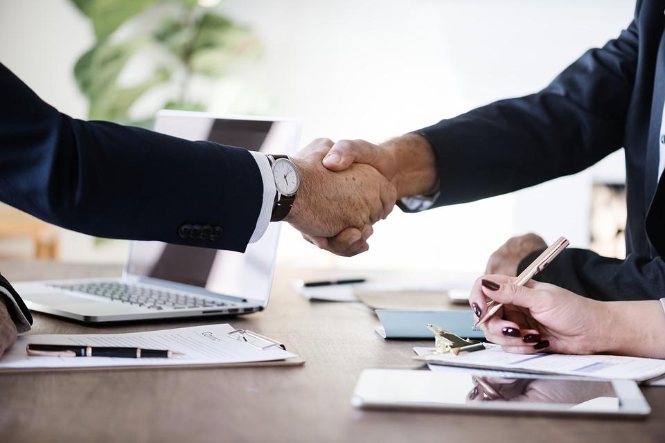 pacto firma contrato acuerdo