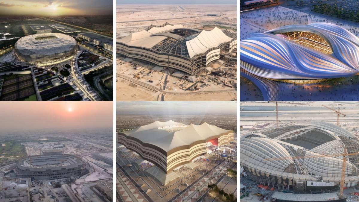 Fútbol Qatar 2022.