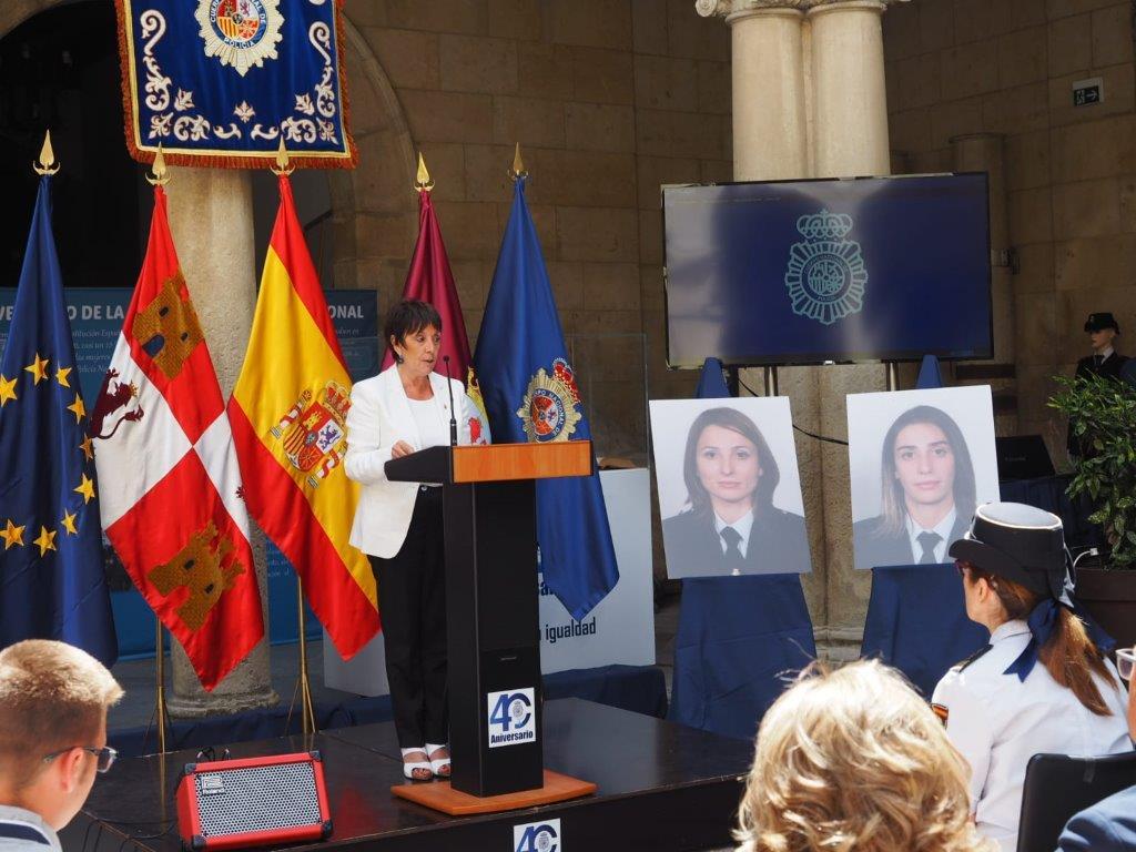 Cuerpo Nacional Policia Leon