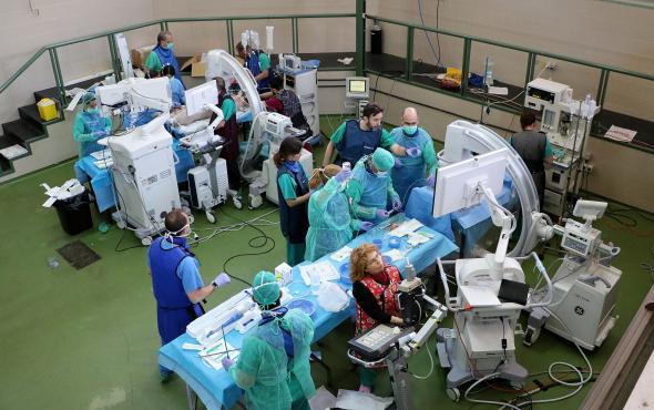 ULE y Hospital de León