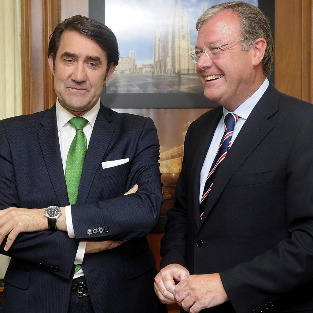 Suárez Quiñones sigue al frente de la Consejería de Fomento y Medio Ambiente en el nuevo gobierno
