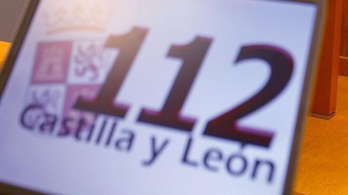 112 castilla y leon accidente