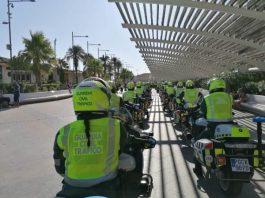 Guardia Civil Vuelta ciclista espala 2019
