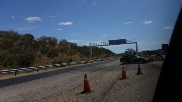 leon benavente a-66 autovía carretera