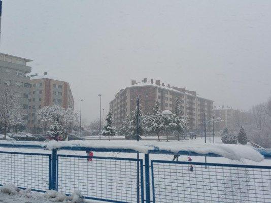 nieve frio invierno