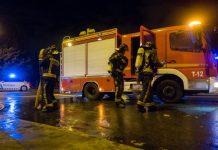 incendio bomberos leon