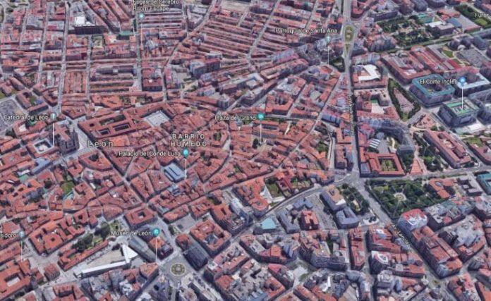 León calles cortadas, Tapa de León de las mejores del mundo