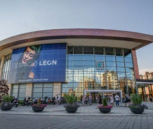 Centro Comercial Espacio León