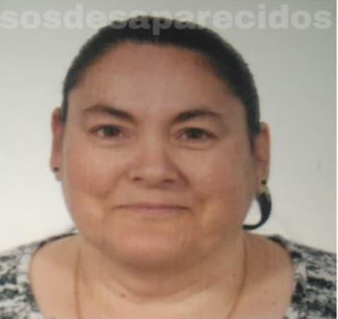 mujer desparecida en Burgos