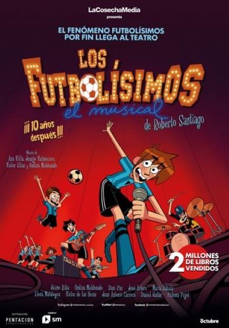 Muscial de los futbolísimos en León