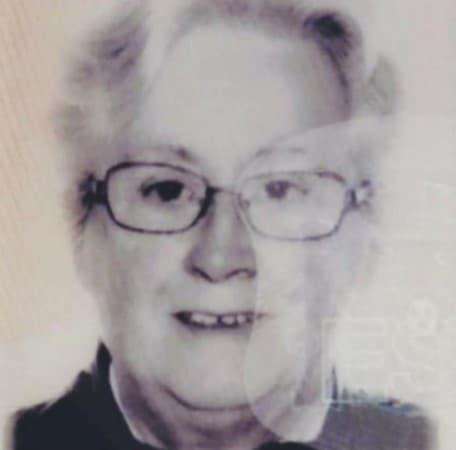 Rosario mujer desaparecida en Riello, León
