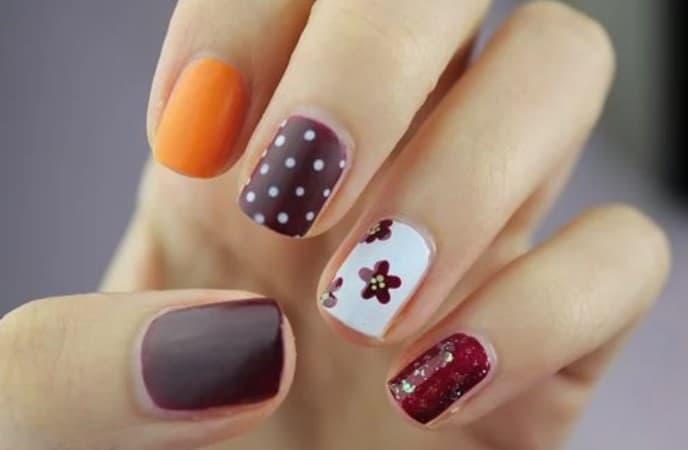esmalte de uñas pintauñas permanente
