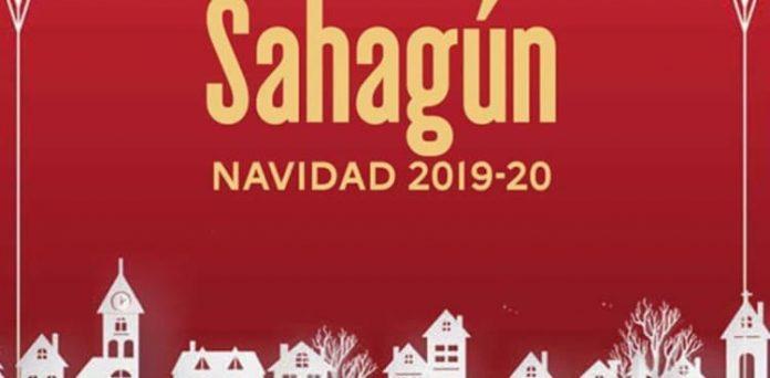 programa actividades de navidad en sahagún