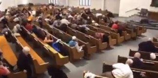 tiroteo misa iglesia de Texas, Estados Unidos
