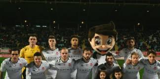XI inicial de la Cultural vs el Valencia