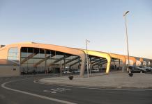 Aeropuerto de León en la Virgen del Camino