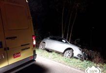 Accidente de tráfico Colunga Asturias SEPA