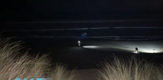 Buscan pescador desaparecido en Laredo