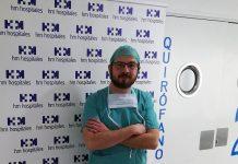 El neurocirujano Javier Robles