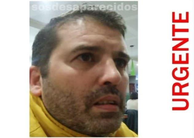 Francisco, hombre desaparecido en O Porriño