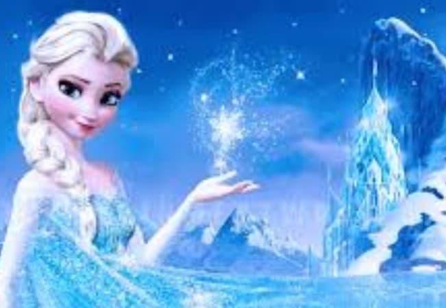 Frozen la reina de la navidad en León