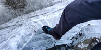 viral pisada hielo maraña