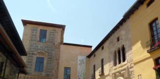 museos de León Palacio_del_Conde_Luna