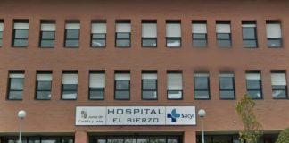 Personas atropelladas al Hospital de El Bierzo