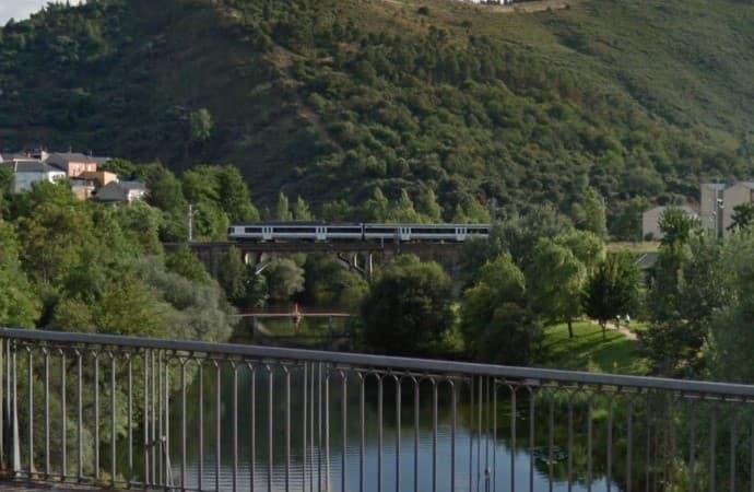 Río Sil Ponferrada Puente García Ojeda