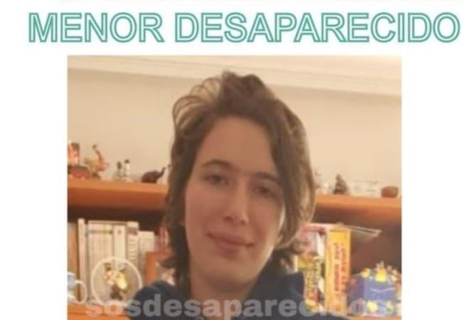 Yaiza, menor desaparecida en Ourense