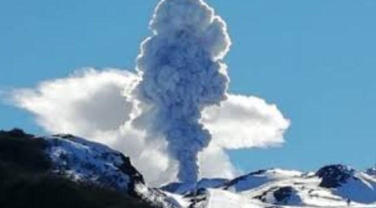 alerta en el volcán chillán chile