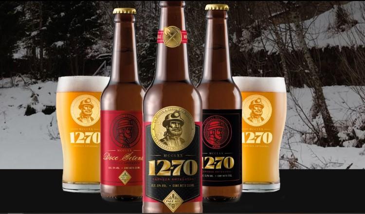 cerveza 1270 cerveza minera de león
