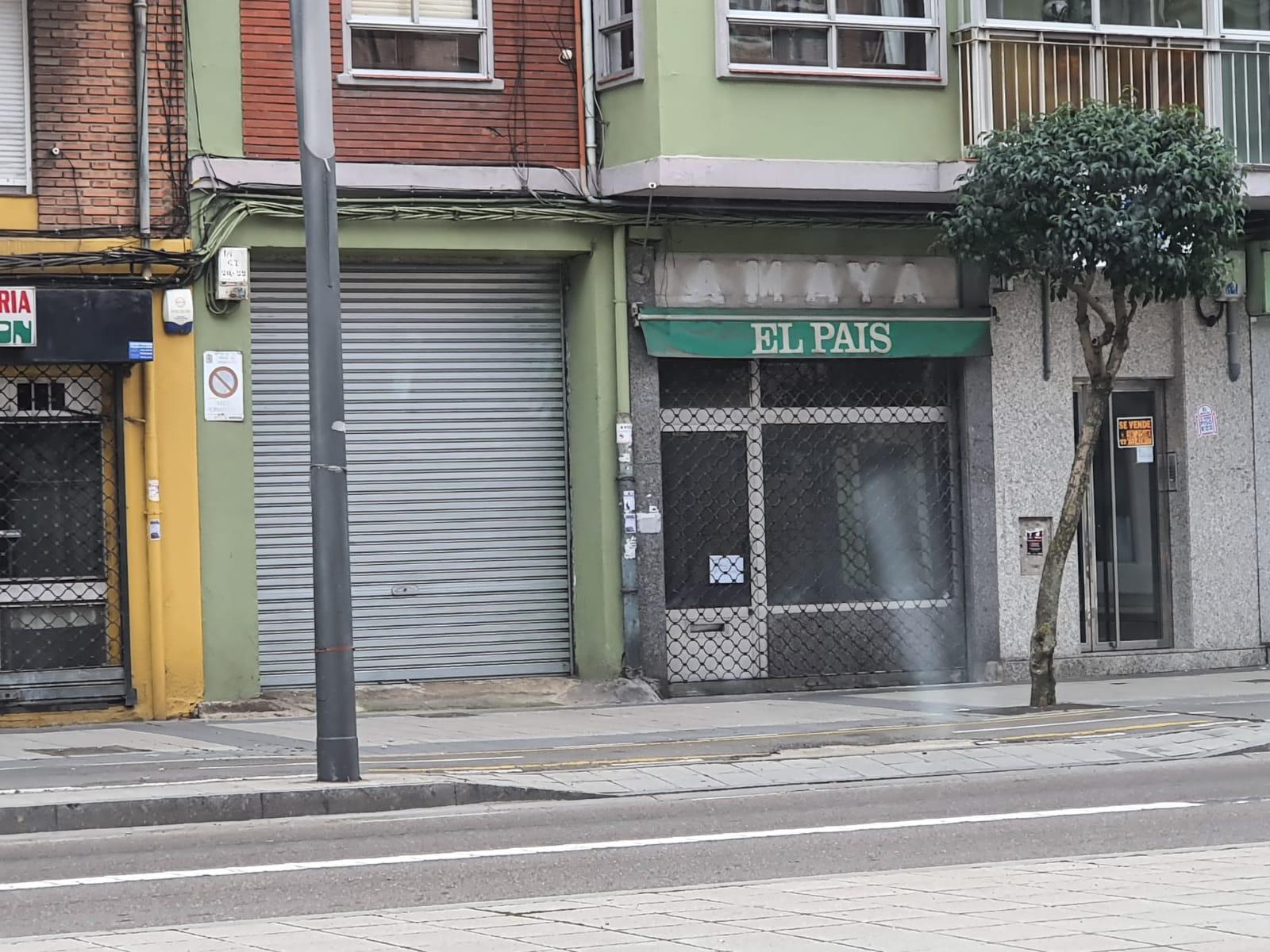 Kiosko Amaya en Avenida Fernández Ladreda