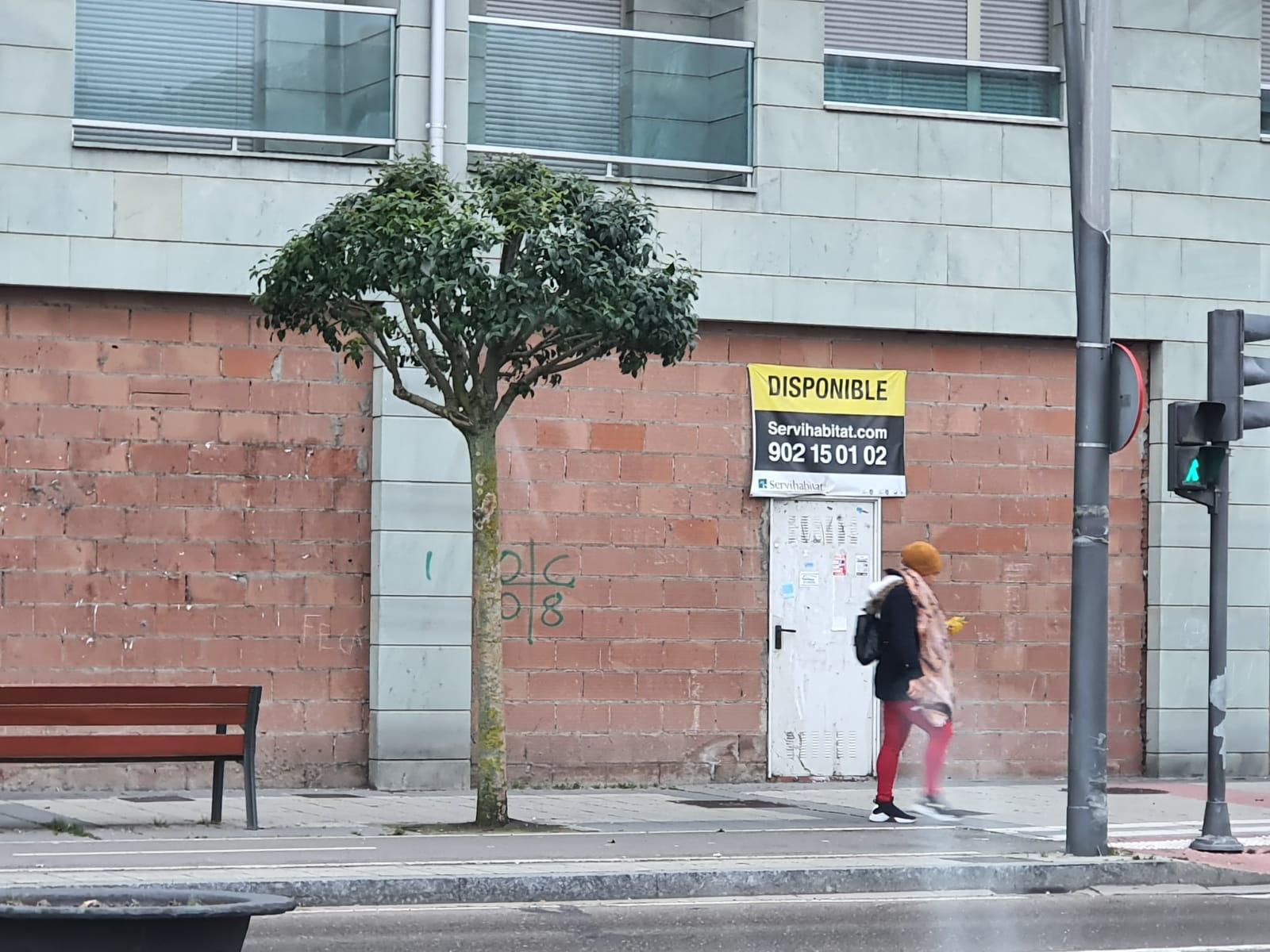 Local vacío en Avenida Fernández Ladreda