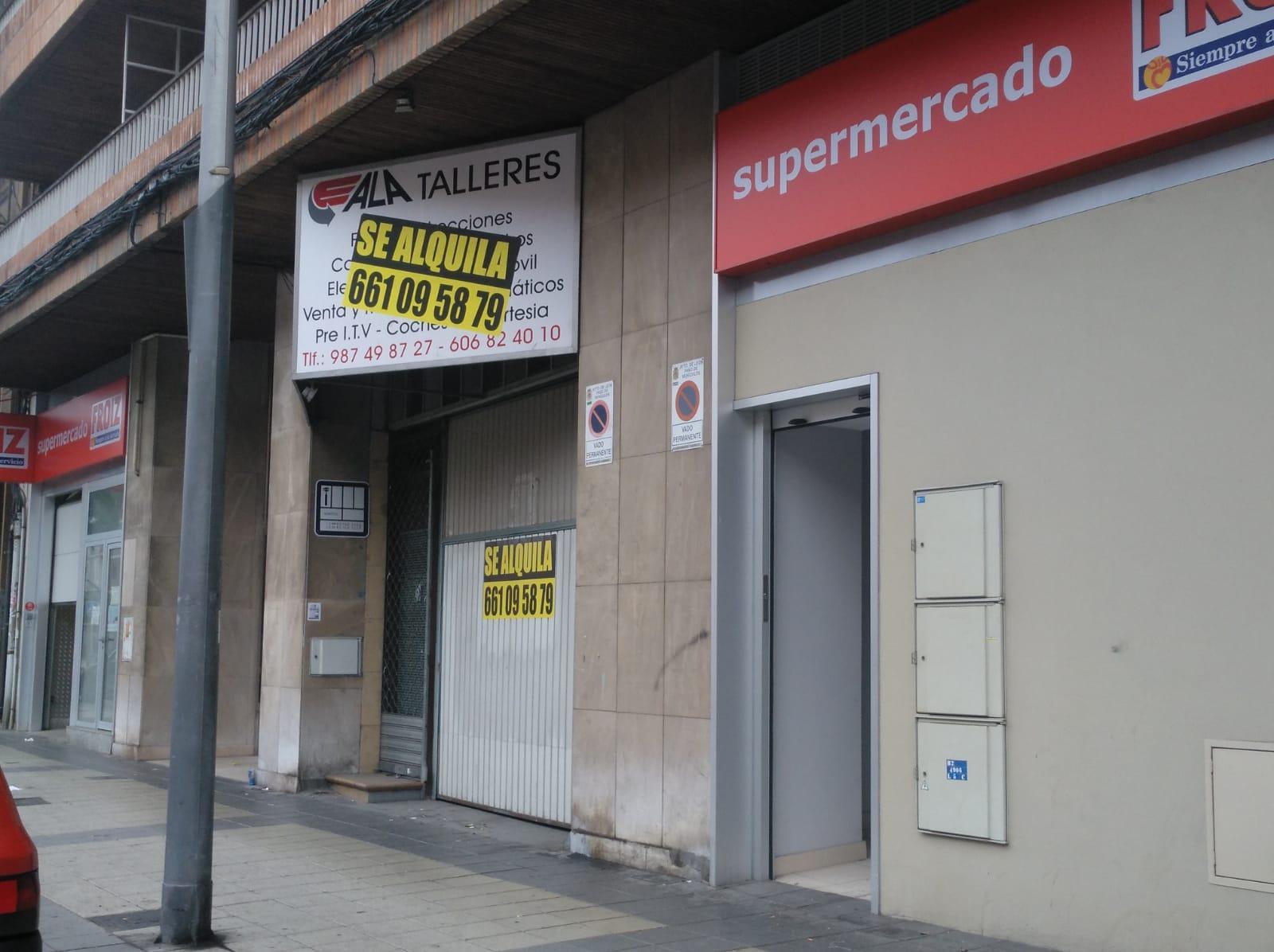 Eala Talleres en Avenida Fernández Ladreda