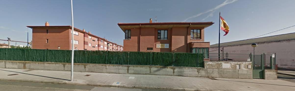 Cuartel Guardia Civil, Haro