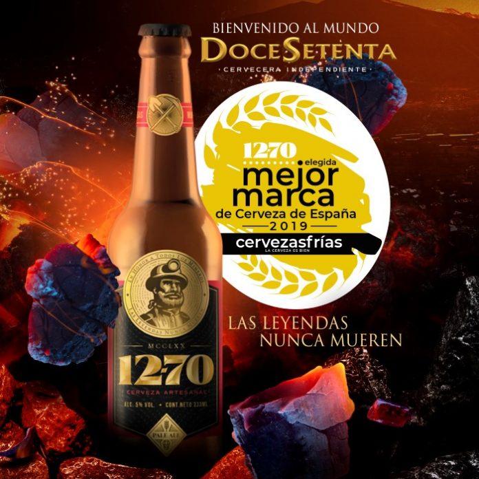 «DoceSetenta», la cerveza minera para los leoneses