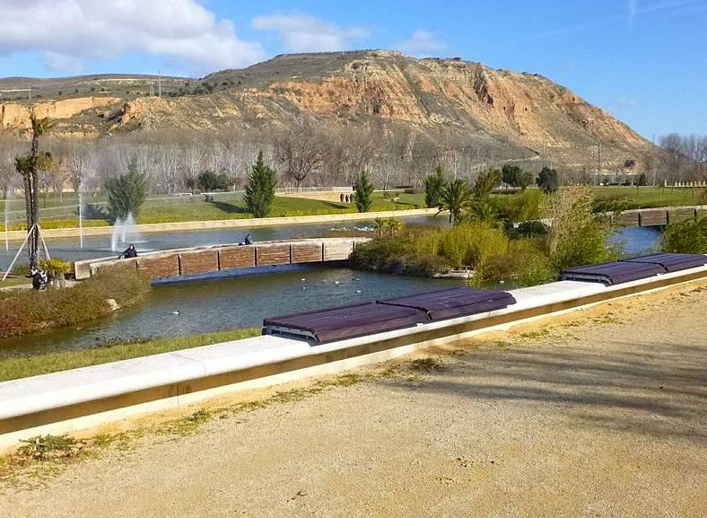 Parque La Ribera, Logroño