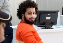 preso yihadista preso en la cárcel de leon