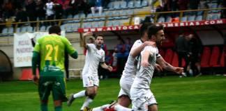 Gol de Sergio Marcos