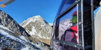 rescate de montaña en peña ubiña