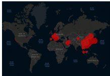 evolución del coronavirus a nivel mundial