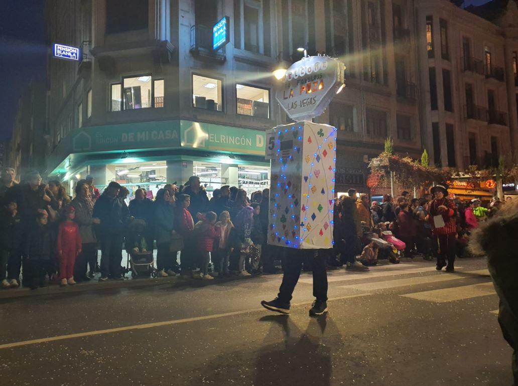 Récord en el desfile de Carnaval de León.
