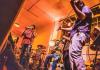 Quilombo Bacano de concierto en León