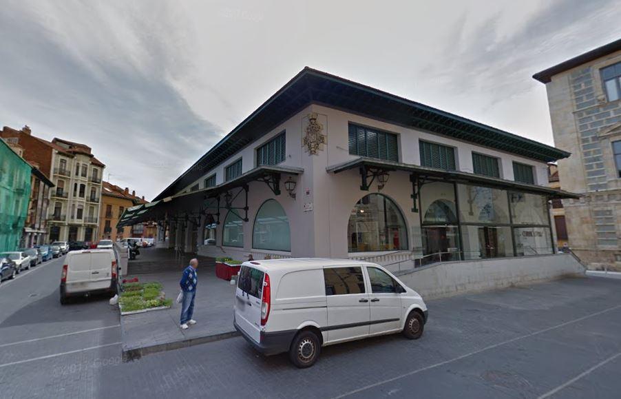 Mercado Condeluna de León